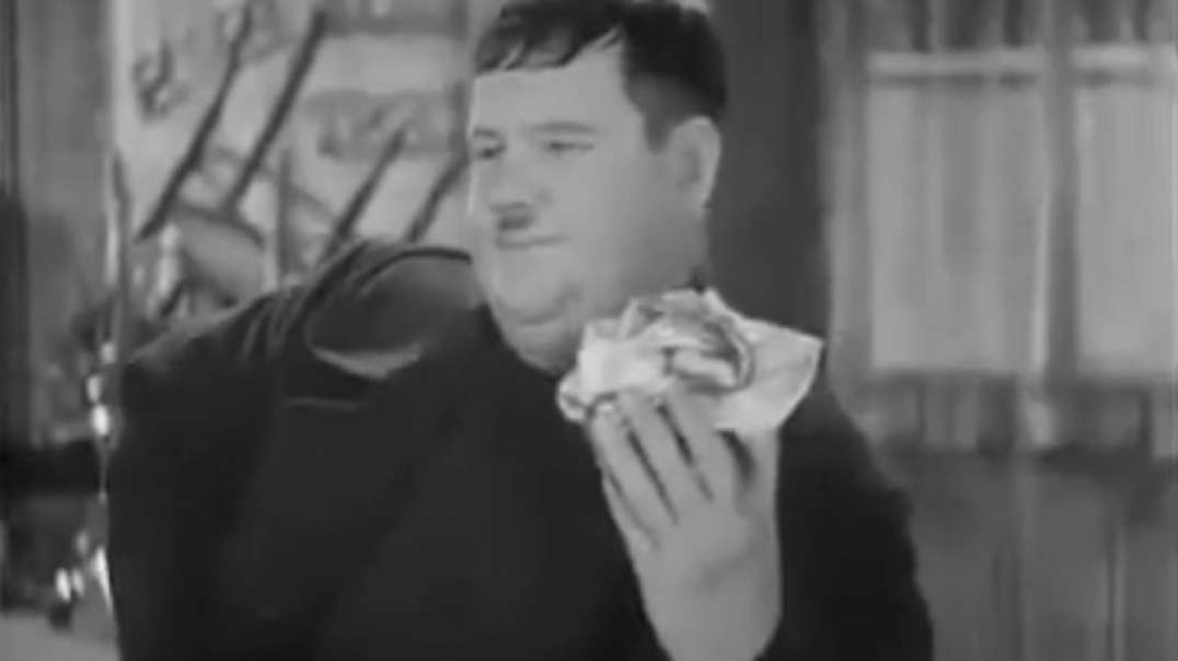 Laurel and Hardy so Funny