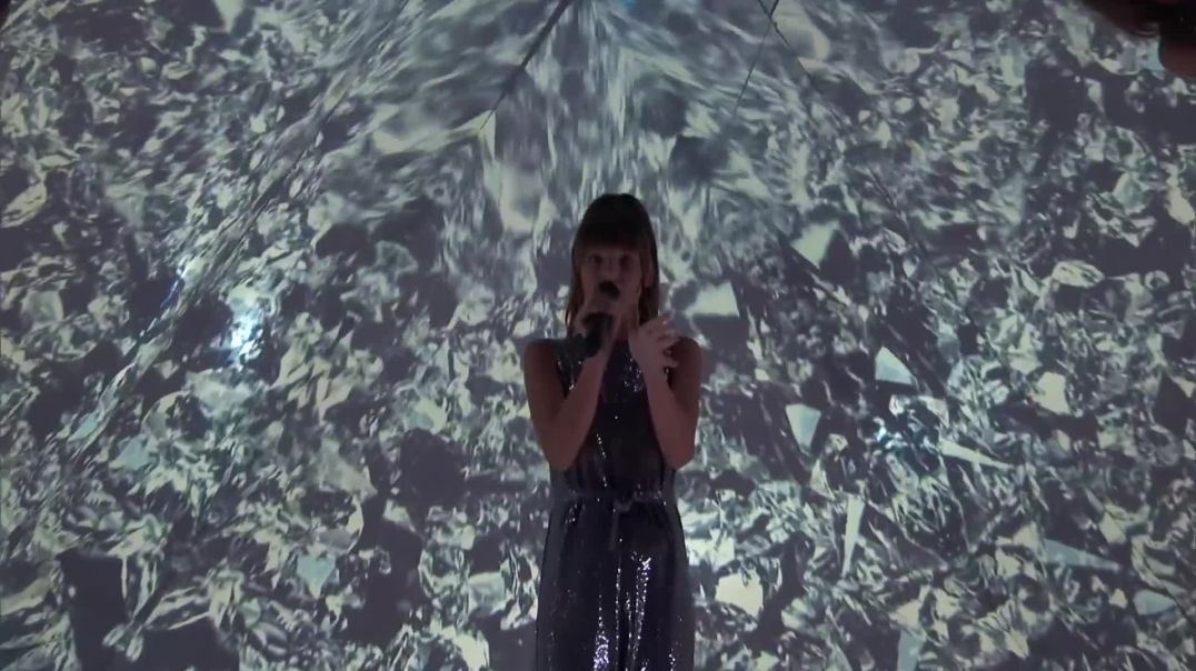 """13-Year-Old Charlotte Summers Will SHOCK You With """"Diamonds Are Forever"""""""
