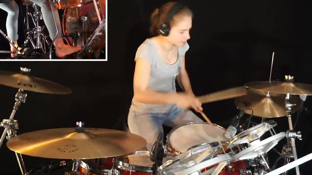 Forty Six & 2 (Tool); drum cover by Sina