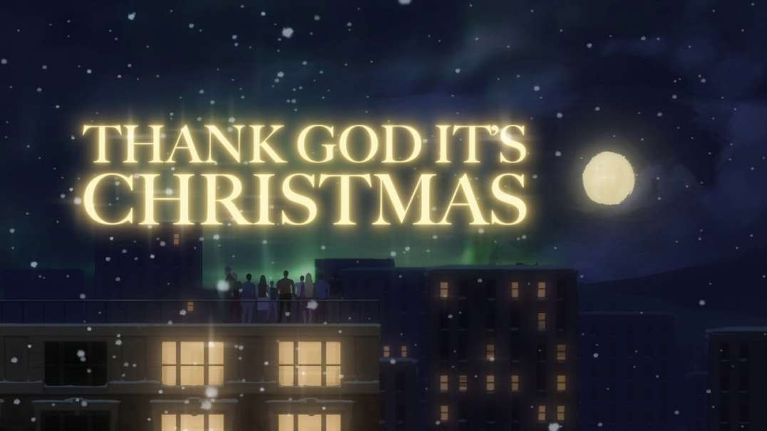 Queen - Thank God It's Christmas