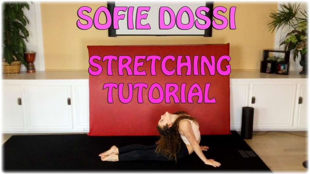 Contortion Stretching Tutorial