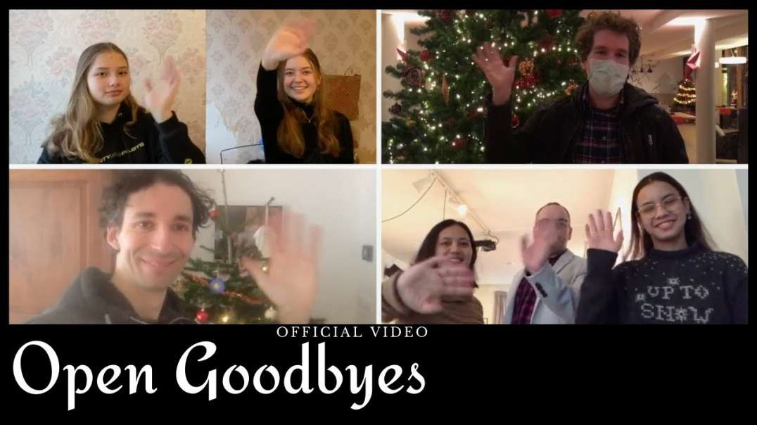 Mayte Levenbach - Open Goodbyes [Official Video]