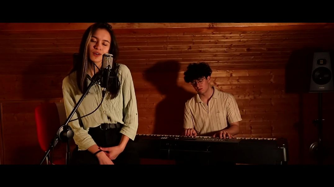 What They'll Say About Us - Finneas (cover) | Mayte Levenbach & Conrad Nuyts