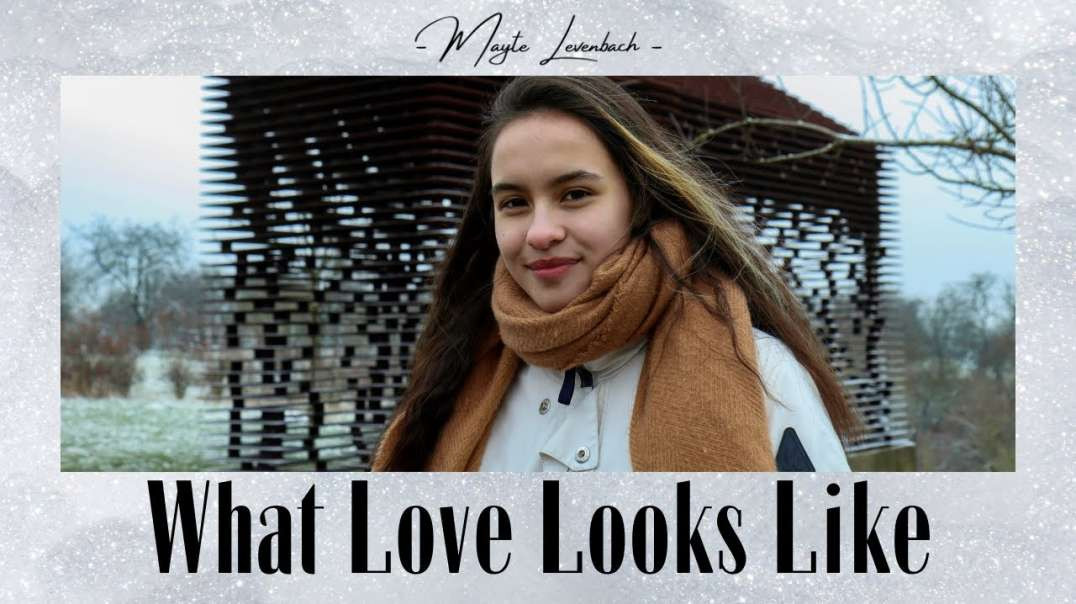 What Love Looks Like - Elle Limebear (cover) | Mayte Levenbach