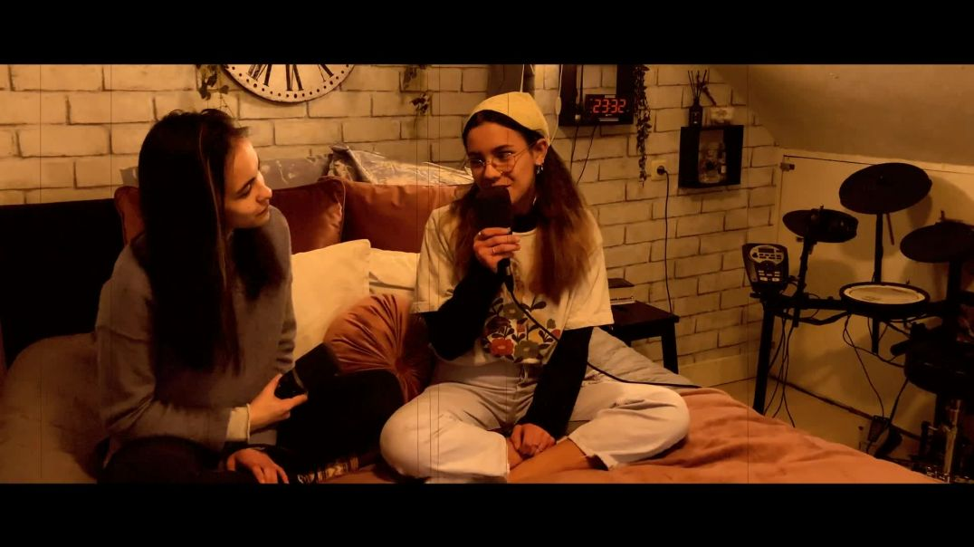 This City - Sam Fischer (cover) | Mayte Levenbach with Nuria Levenbach & Conrad Nuyts