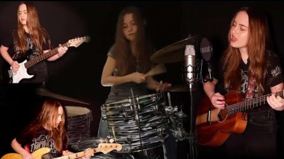 Mama Don't Sleep When I'm Out - Chiara Kilchling feat. Sina on drums