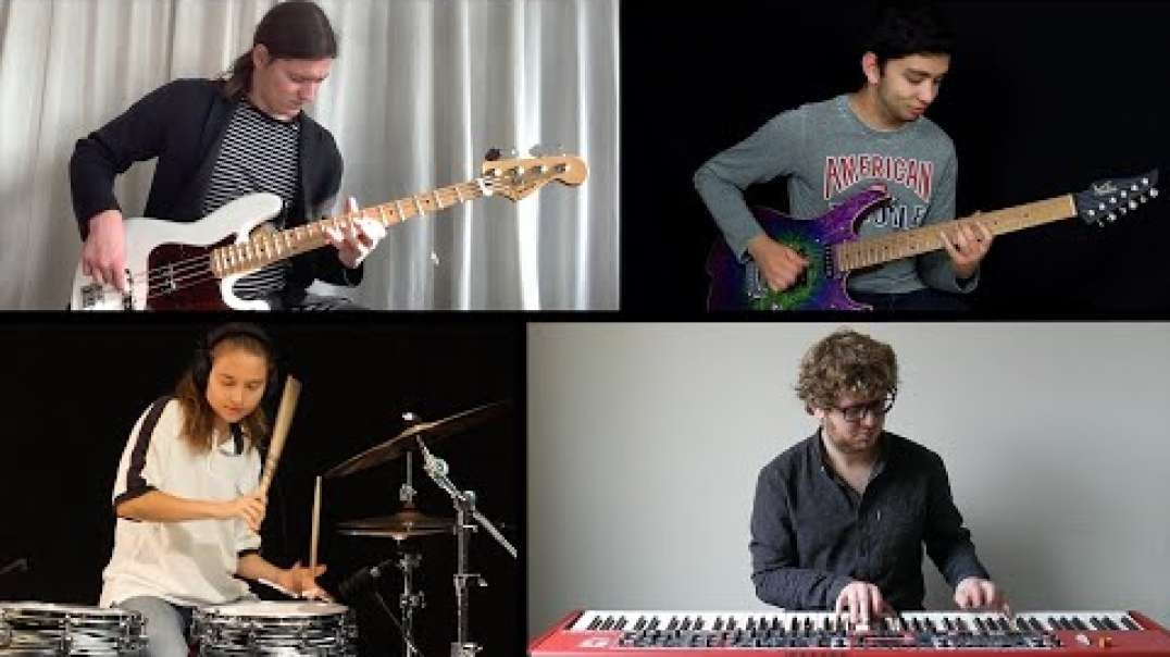 DeanTown @Vulfpeck • Cover by Sina & friends
