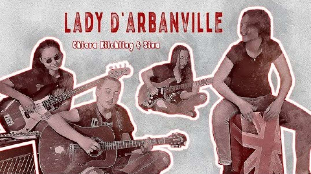 Lady D'Arbanville (Cat Stevens Cover) • Two-Girl-Band