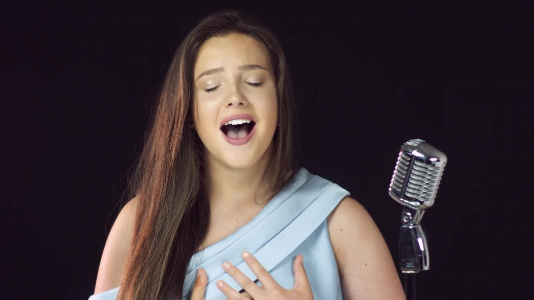 Can't Help Falling in Love - Elvis Presley - Cover by Lucy Thomas