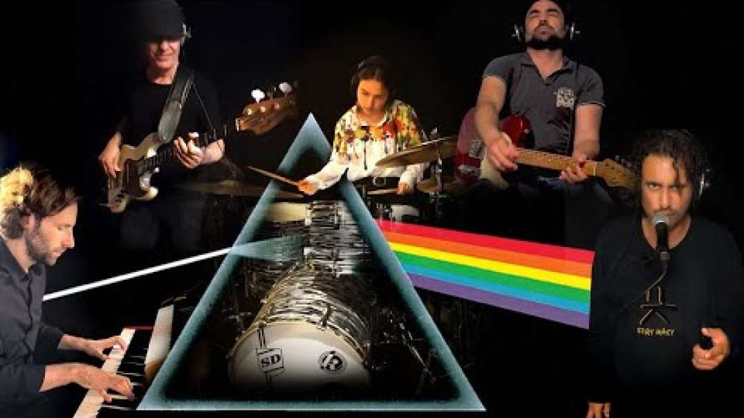 Time • Tribute to Pink Floyd • Sina feat. Sticky Hickey