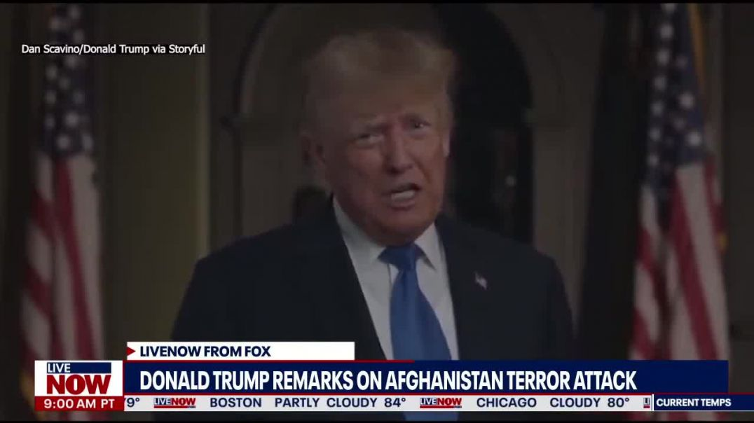 Donald Trump responds to U.S. service members killed in Afghanistan