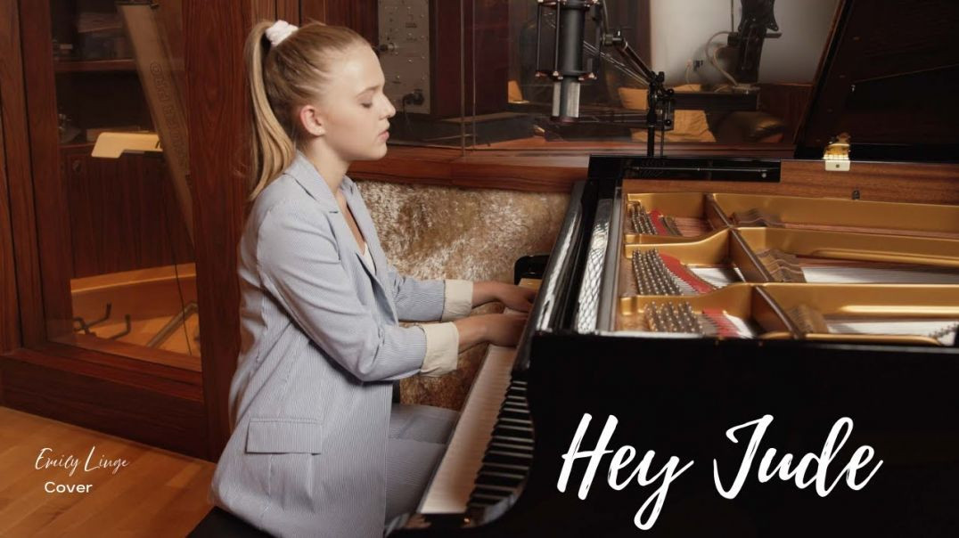 Hey Jude - The Beatles - Cover by Emily Linge