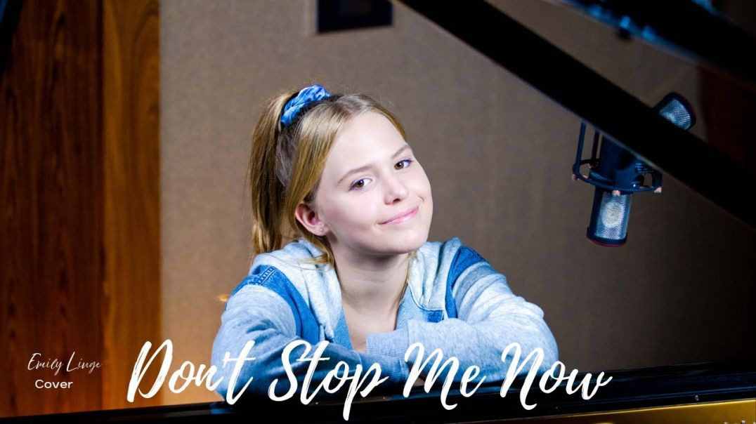 Don't Stop Me Now - Queen - Cover by Emily Linge